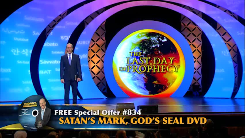 Satan's Mark & God's Seal