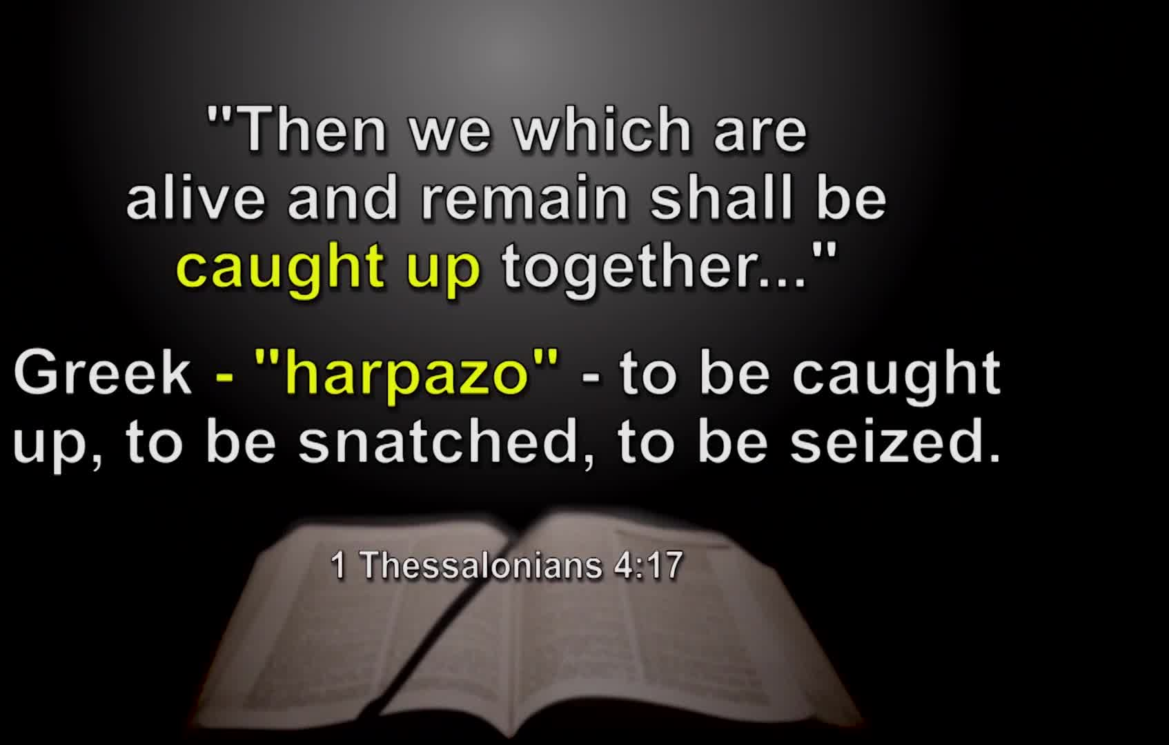 What will happen to Christians at the rapture?