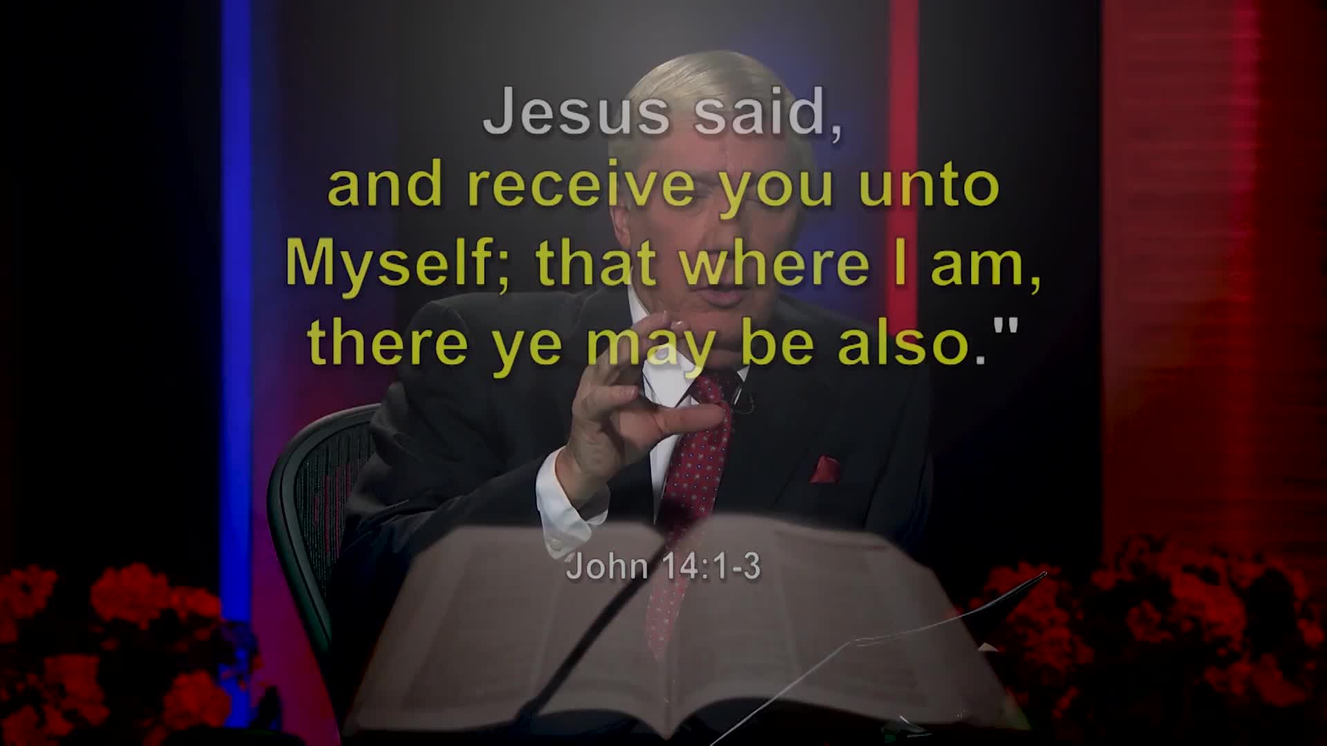 What does John 14:1-3 tell us about the rapture?
