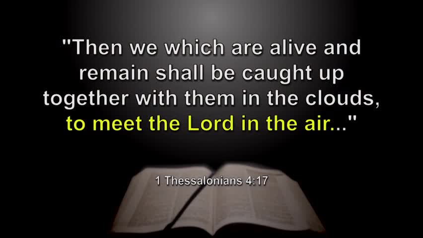 What happens once Christians meet the Lord in the air at the rapture?