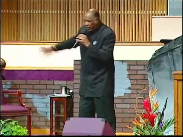 Rise and Build by Apostolic Faith Church with Bishop Horace E. Smith, M.D.