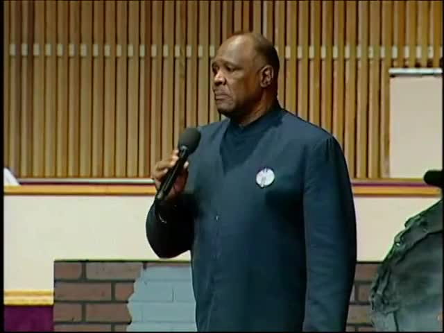 Called To Work by Apostolic Faith Church with Bishop Horace E. Smith, M.D.