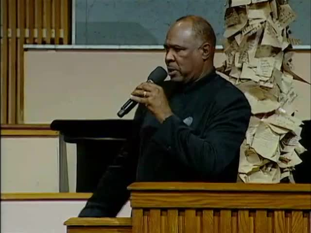 Spiritual Encounter by Apostolic Faith Church with Bishop Horace E. Smith, M.D.