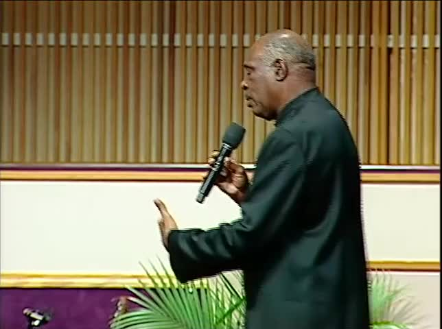 Sacred Covenant by Apostolic Faith Church with Bishop Horace E. Smith, M.D.