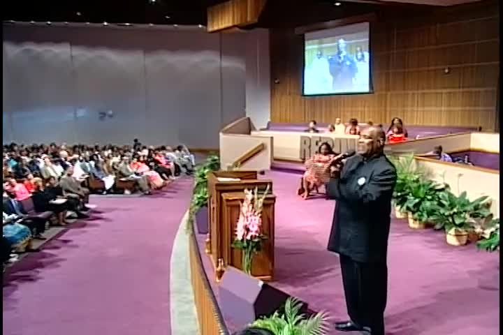 Covenant With God by Apostolic Faith Church with Bishop Horace E. Smith, M.D.