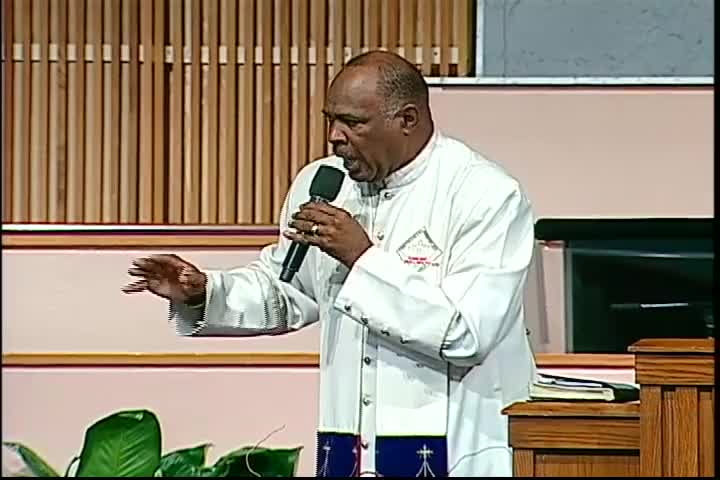 Power Of The Cross by Apostolic Faith Church with Bishop Horace E. Smith, M.D.