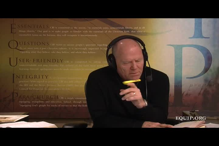 The Power of Scripture, and Q&A
