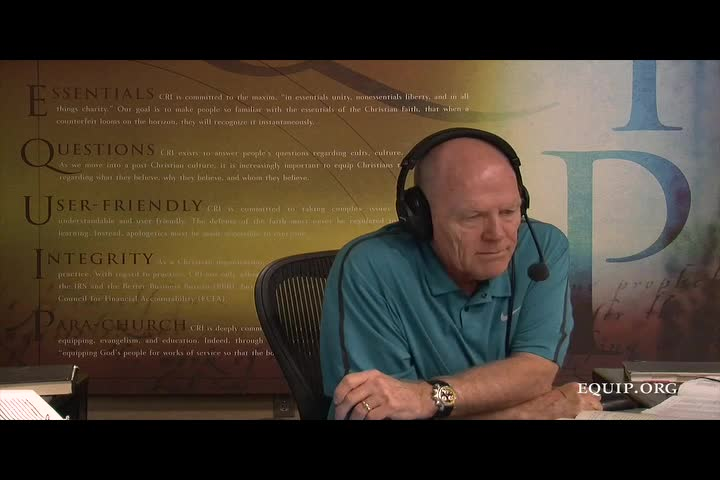 Does Peaceful Islam Square with the Qur'an? and Q&A by Bible Answer Man with Hank Hanegraaff