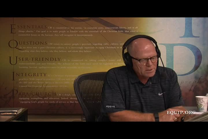 Speaking of Homosexuality with Joe Dallas – Part 1