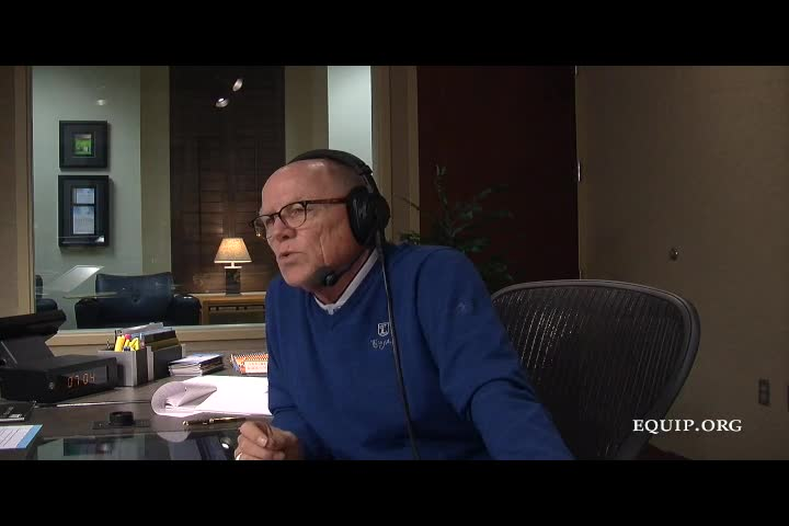 Living for Eternity and Q&A by Bible Answer Man with Hank Hanegraaff