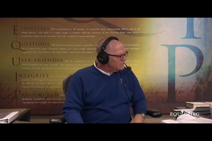 Clarity on Transgenderism and Q&A by Bible Answer Man with Hank Hanegraaff
