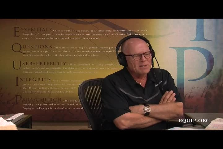 Sounding the Alarm and Q&A by Bible Answer Man with Hank Hanegraaff