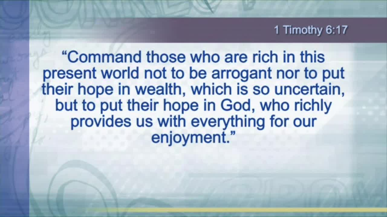 Can I Be Wealthy and Not Materialistic? (Financial Fitness) by Daily Hope with Pastor Rick Warren