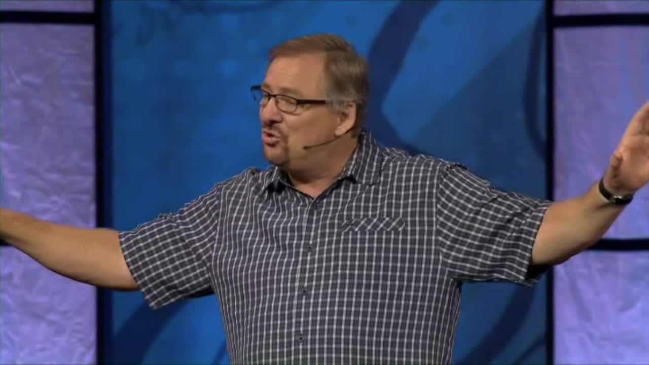 Can Money Be A Good Thing? (Financial Fitness) by Daily Hope with Pastor Rick Warren