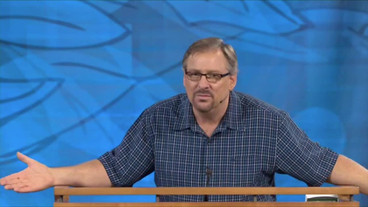 How Can I Get My Dream Started? (Financial Fitness) by Daily Hope with Pastor Rick Warren