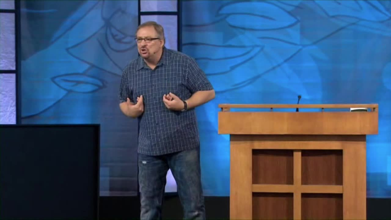 What Happens When I Give (Financial Fitness) by Daily Hope with Pastor Rick Warren