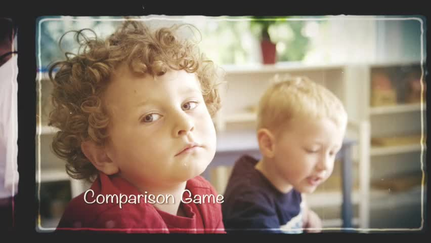 "Avoid the ""Comparison Game"" by Family Talk Videos with Dr. James Dobson"