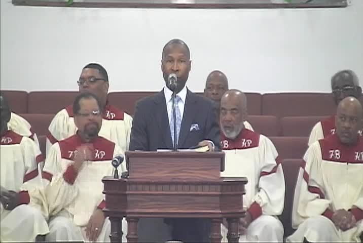 First Baptist Church of Highland Park with Dr. Henry P. Davis III