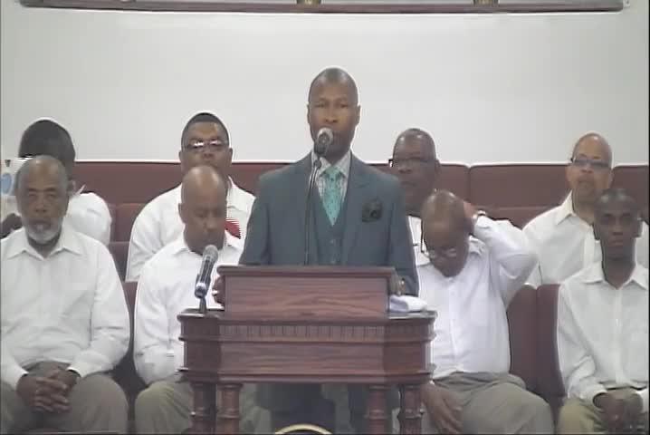 The Power of Faith by First Baptist Church of Highland Park with Dr. Henry P. Davis III