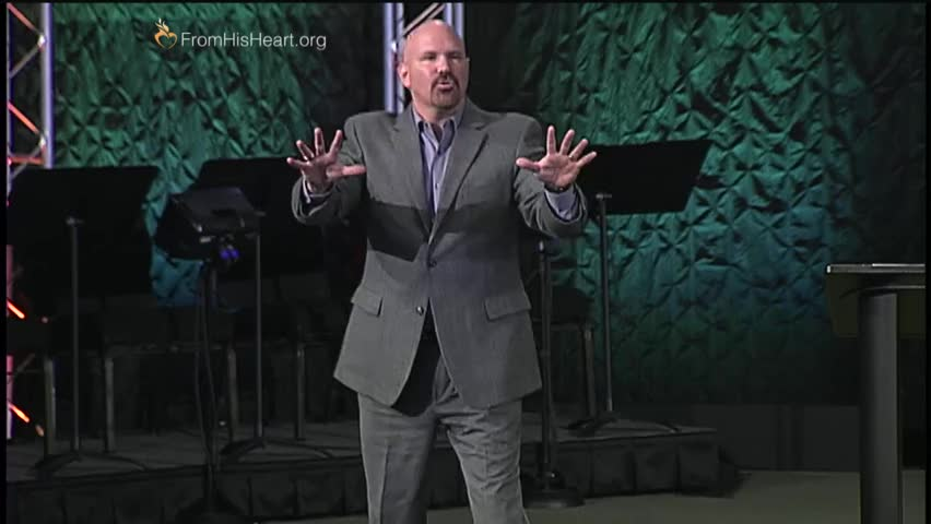 Why You Act the Way You Do by From His Heart with Dr. Jeff Schreve