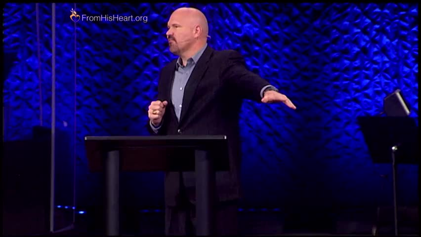 Confessions of a Cheerful Giver by From His Heart with Dr. Jeff Schreve