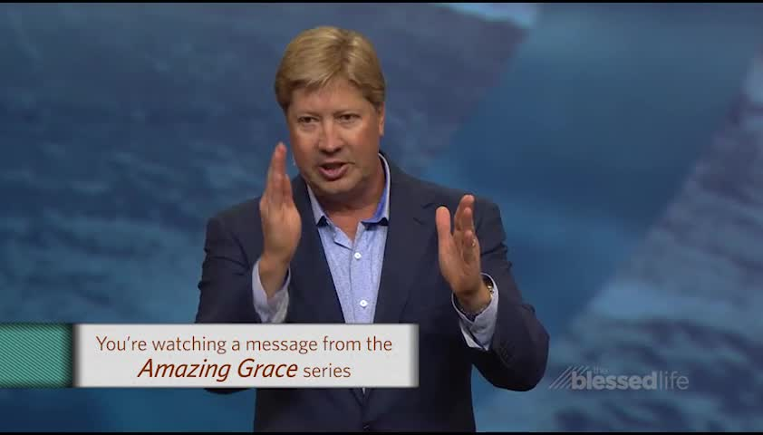 Amazing Righteousness by The Blessed Life with Pastor Robert Morris