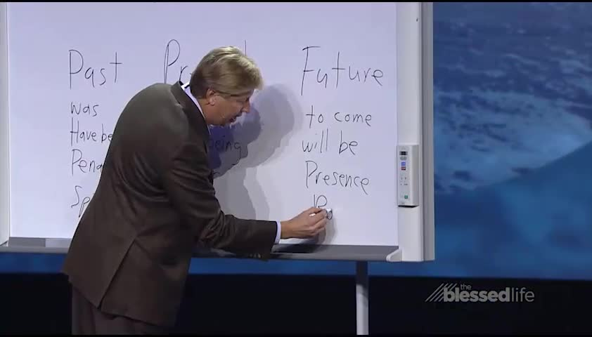 Amazing Salvation by The Blessed Life with Pastor Robert Morris