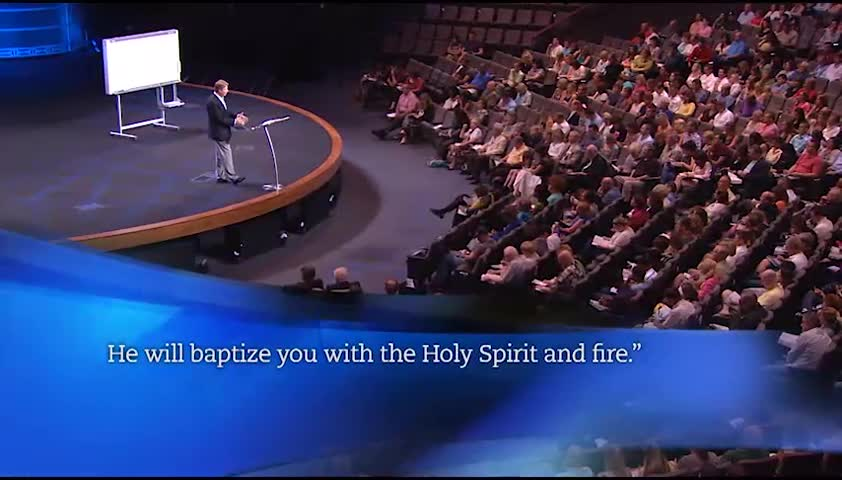 Receiving the Holy Spirit, part 1