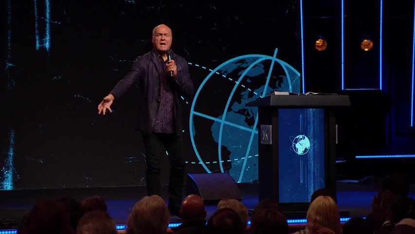 The Secret to Being a World Changer by GregLaurie.TV  with Greg Laurie