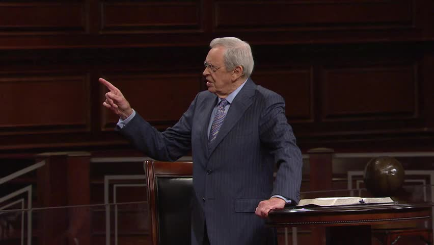 Making Wise Decisions by In Touch Ministries with Charles F. Stanley