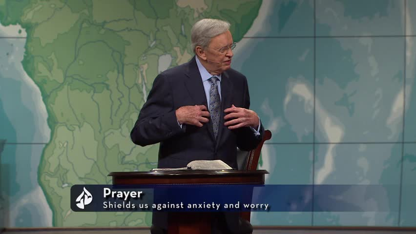 The Priority of Prayer by In Touch Ministries with Charles F. Stanley