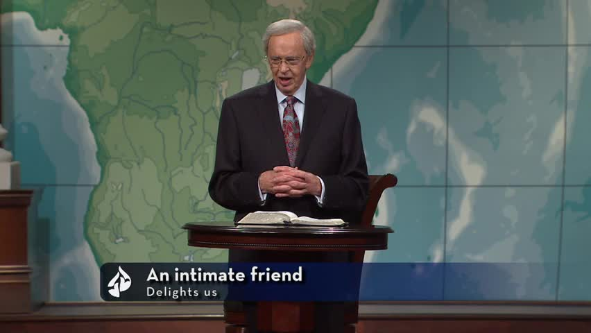 Strong Friendships, Part 1 by In Touch Ministries with Charles F. Stanley