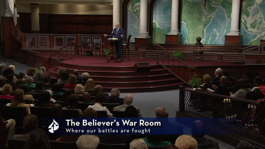 The Believer's War Room by In Touch Ministries with Charles F. Stanley