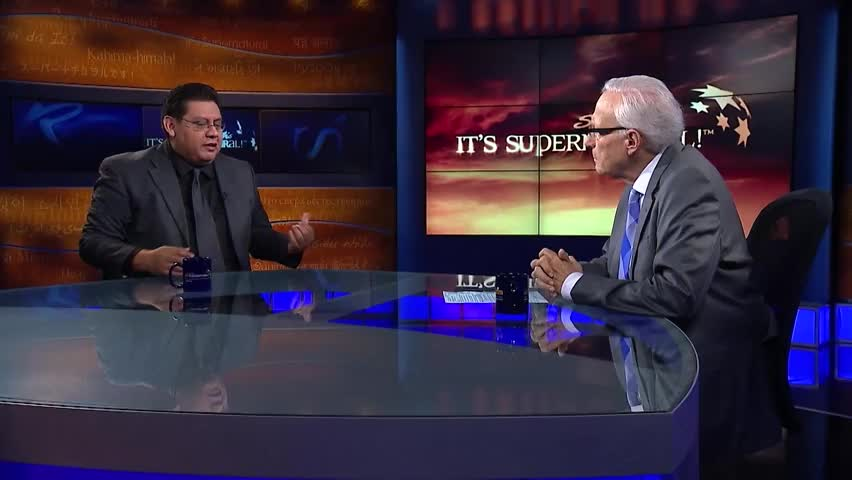 David Yanez by It's Supernatural! with Sid Roth