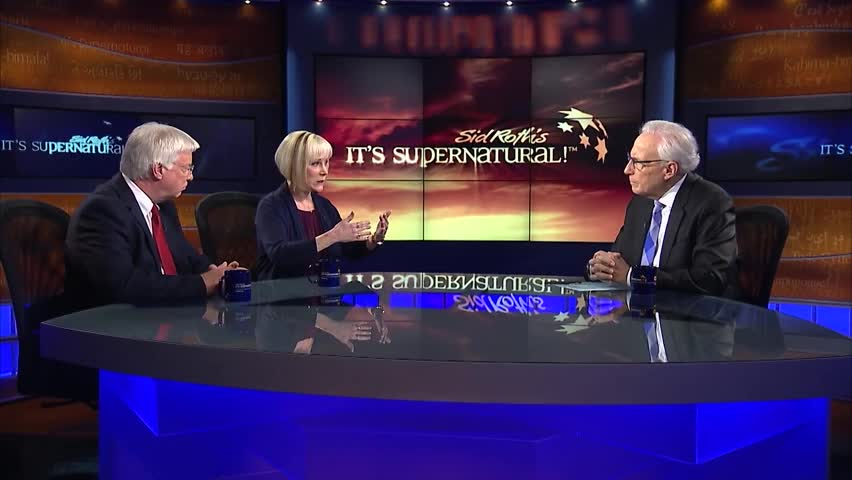 Dennis & Dr. Jen Clark by It's Supernatural! with Sid Roth