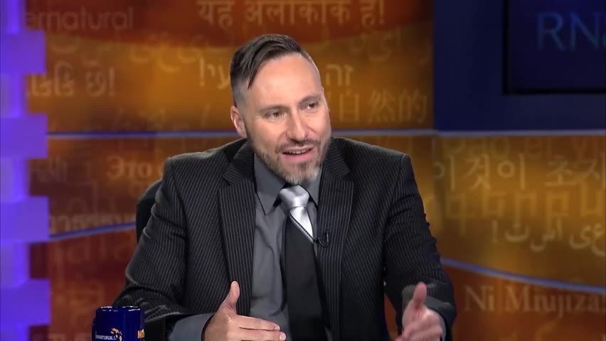 Ryan LeStrange by It's Supernatural! with Sid Roth