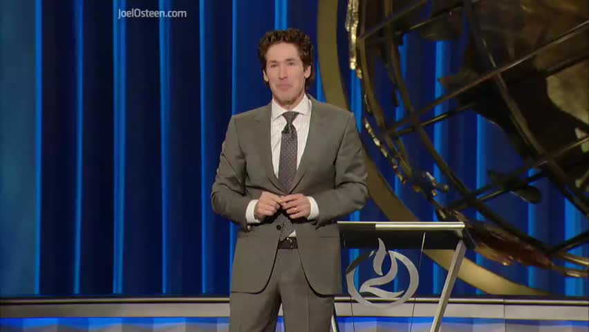Stay Committed by Joel Osteen Ministries with Joel Osteen