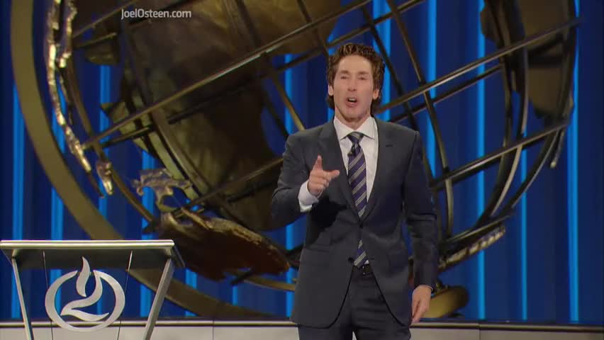 A Son Mentality by Joel Osteen Ministries with Joel Osteen