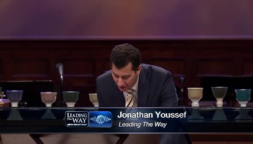 (Jonathan Youssef) The Testimony – From Darkness to Light