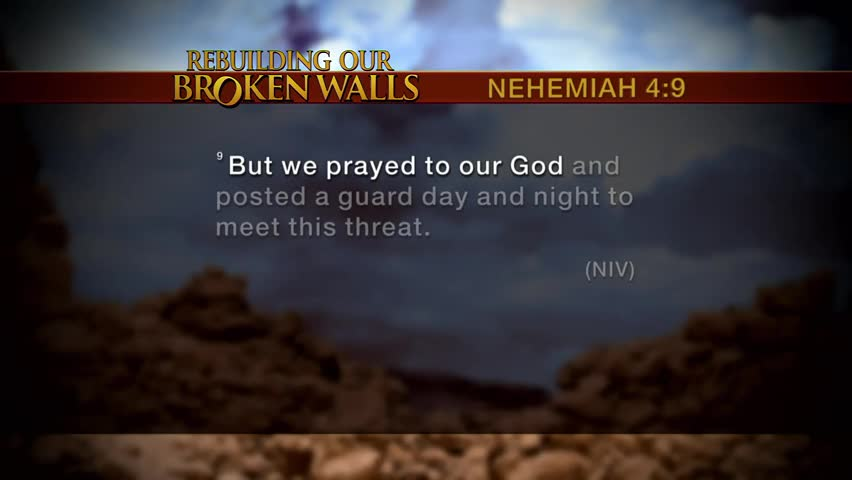Rebuilding Our Broken Walls, Part 4 by Leading The Way with Dr. Michael Youssef
