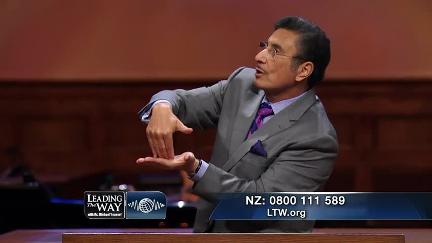 The Kingship of Jesus Christ (Palm Sunday) by Leading The Way with Dr. Michael Youssef