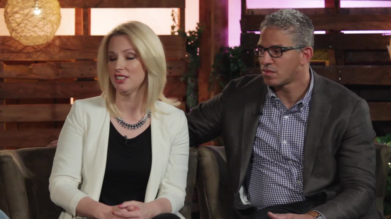 Chrissy and Al Toledo: Living and Sharing God's Mercy