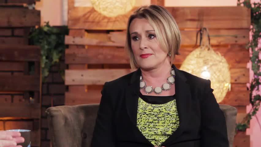 Sheila Walsh: My Divorce