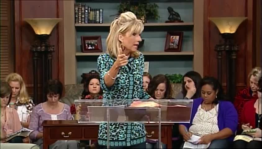 "Beth Moore: ""Don't Forget to Remember,"" part 2"
