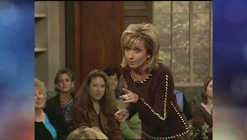 """Beth Moore: """"Filled to the Measure"""""""
