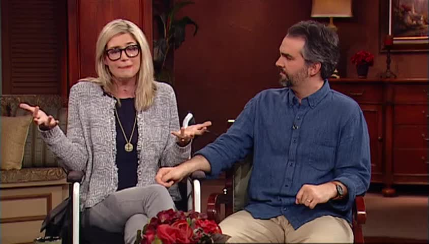 Jay and Katherine Wolf: Hope Heals