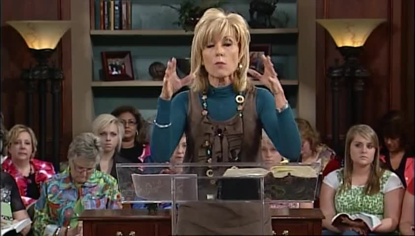 """Beth Moore: """"Spiritual Discernment,"""" part 3 by LIFE Today with James and Betty Robison"""