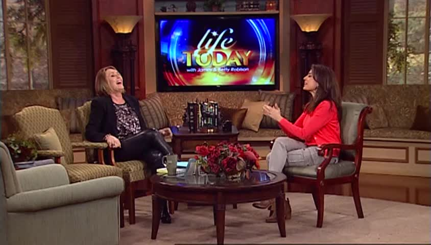 Lisa Bevere: As God Sees Us by LIFE Today with James and Betty Robison