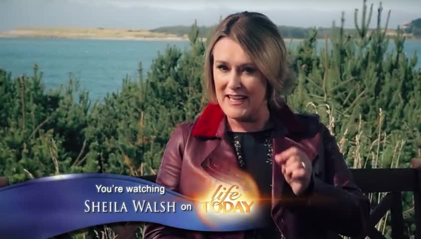 """Sheila Walsh: """"The Longing in Me,"""" part 1"""