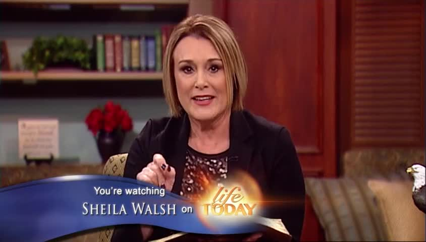 Sheila Walsh: Woman at the Well